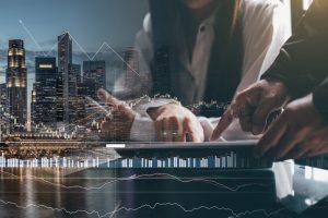 التداول في الأسهم والمؤشرات مع A3trading